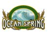 Logos • Ocean Spring Logo Option 4 by Greg Dampier All Rights Reserved.