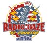 Logos • Radio Daze Logo Wpcv by Greg Dampier All Rights Reserved.