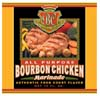Branding • Bc Bourbon Chicken Label 2 by Greg Dampier All Rights Reserved.