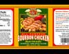 Branding • Bc Bourbon Chicken Label 3 by Greg Dampier All Rights Reserved.