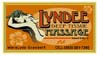 Branding • Lyndee Massage Card 1 by Greg Dampier All Rights Reserved.