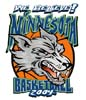 T Shirts • Sports Related • Minnesota Basketball Wolves1 by Greg Dampier All Rights Reserved.