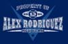 T Shirts • Sports Related • New York Alex Rodriguez by Greg Dampier All Rights Reserved.