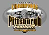T Shirts • Sports Related • Pittsburgh Division Champs by Greg Dampier All Rights Reserved.