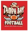 T Shirts • Sports Related • Tampa Bay Bucs Football by Greg Dampier All Rights Reserved.