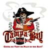 T Shirts • Sports Related • Tampa Bay Bucs Pirate by Greg Dampier All Rights Reserved.