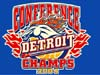 T Shirts • Sports Related • Detroit Conference Champs 04 1 by Greg Dampier All Rights Reserved.