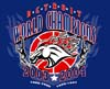 T Shirts • Sports Related • Detroit World Champs 03 04 2 by Greg Dampier All Rights Reserved.
