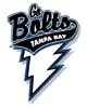 T Shirts • Sports Related • Tampa Bay Lightning Go Bolts 4 by Greg Dampier All Rights Reserved.