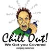 T Shirts • Business Promotion • Chill Out 2 by Greg Dampier All Rights Reserved.