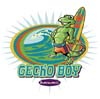 T Shirts • Youth Designs • Gecko Boy Burst by Greg Dampier All Rights Reserved.