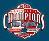 T Shirts • Sporting Events • New England Conference Champs 04 by Greg Dampier All Rights Reserved.