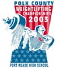 T Shirts • Sporting Events • Polk County Weightlifting 2003 by Greg Dampier All Rights Reserved.
