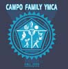 T Shirts • Non Profit Events • Campo Family Ymca 2001 by Greg Dampier All Rights Reserved.