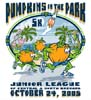 T Shirts • Non Profit Events • Pumpkins In The Park 05 by Greg Dampier All Rights Reserved.