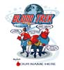 T Shirts • Blood Bank • Blood Trek by Greg Dampier All Rights Reserved.