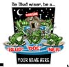 T Shirts • Blood Bank • Blud Doe Ner by Greg Dampier All Rights Reserved.