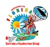 T Shirts • Blood Bank • Dont Vacation From Giving by Greg Dampier All Rights Reserved.