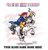 T Shirts • Blood Bank • Paul Revere by Greg Dampier All Rights Reserved.