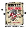 T Shirts • Blood Bank • Wanted Blood Donors by Greg Dampier All Rights Reserved.