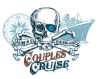 Branding • Couples Cruise Pirate Tee by Greg Dampier All Rights Reserved.