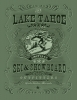 T Shirts • Travel Souvenir • Lake Tahoe Ski And Snowboard by Greg Dampier All Rights Reserved.