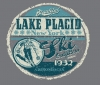 T Shirts • Travel Souvenir • Lake Placid Ski Label by Greg Dampier All Rights Reserved.