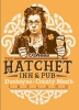 T Shirts • Travel Souvenir • Hatchett Inn And Pub by Greg Dampier All Rights Reserved.