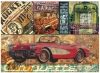 T Shirts • Vehicle Related • Vette Montage by Greg Dampier All Rights Reserved.