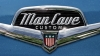 T Shirts • Travel Souvenir • Mancave Cusyom Sign by Greg Dampier All Rights Reserved.