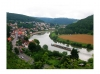 Photography • Overlooking The Mosel River In Heidelberg Germany Photo By Greg Dampier by Greg Dampier All Rights Reserved.
