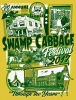 T Shirts • Miscellaneous Events • Swamp Cabbage Festival Design by Greg Dampier All Rights Reserved.