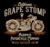 T Shirts • Vehicle Events • Murphys Grape Stomp 4 by Greg Dampier All Rights Reserved.