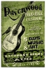 Fine Art • Ravenwood Fold Rock Music Fest Poster by Greg Dampier All Rights Reserved.