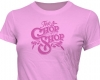 T Shirts • Business Promotion • Chop Shop Hair Salon Logo Tee by Greg Dampier All Rights Reserved.