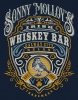 T Shirts • Travel Souvenir • Sonny Molloys Irish Whiskey Bar Galway City by Greg Dampier All Rights Reserved.