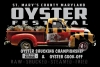T Shirts • Vehicle Events • Oyster Fest Truck 2018 by Greg Dampier All Rights Reserved.