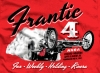T Shirts • Vehicle Related • Frantic 4 Dragster by Greg Dampier All Rights Reserved.