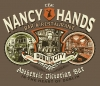 T Shirts • Travel Souvenir • Nancy Hands Pub Tee 2 by Greg Dampier All Rights Reserved.