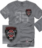 T Shirts • Sports Related • Osu Patch Tee by Greg Dampier All Rights Reserved.