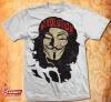 T Shirts • Travel Souvenir • Revolution Vche Occupy Wallstreet Tee by Greg Dampier All Rights Reserved.
