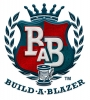Logos • Build A Blazer Crest by Greg Dampier All Rights Reserved.