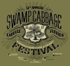 T Shirts • Miscellaneous Events • Swamp Cabbage Festival by Greg Dampier All Rights Reserved.