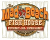 T Shirts • Business Promotion • Mad Beach Fish House Restaurant Logo by Greg Dampier All Rights Reserved.