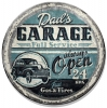 T Shirts • Travel Souvenir • Dads Garage Tin Sign by Greg Dampier All Rights Reserved.