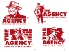 Logos • The Agency Potential Logos by Greg Dampier All Rights Reserved.