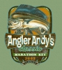 T Shirts • Travel Souvenir • Angler Andys Classic by Greg Dampier All Rights Reserved.