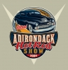 T Shirts • Vehicle Events • Adirondack Hot Rod F 09 by Greg Dampier All Rights Reserved.