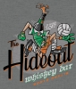 T Shirts • Travel Souvenir • The Hideout Whiskey Bar by Greg Dampier All Rights Reserved.