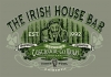T Shirts • Travel Souvenir • Irish House Bar Tee Design by Greg Dampier All Rights Reserved.